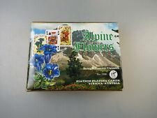 Piatnik Nr. 2208: Alpine Flowers Rommé Canasta Bridge (57672)