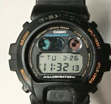 WOW!! Casio G-Shock 3230 DW6900 Men's Black Resin Digital Quartz Sport Watch