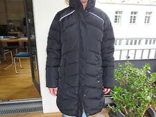 SUPERDRY G50013GP Cape Damen Luxus Glacier Daunenmantel Schwarz Gr.XL Neu