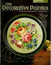 THE DECORATIVE PAINTER 2007 TOLE DECORATIVE PAINTING