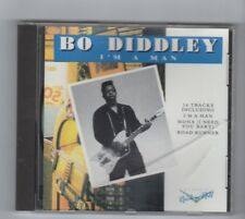 (HW235) Bo Diddley, I'm A Man - 1992 CD