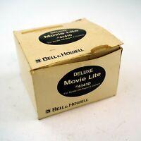 NOS Vintage Bell & Howell Movie Lite For 440 Super 8 Camera Light Part #41410 7C