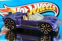 2014 Hot Wheels Multi pack exclusive Ford GTX1 mtflk dark purple