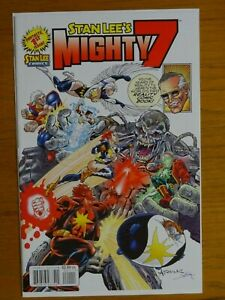 Stan Lee's Mighty 7 #1 Archie Comics