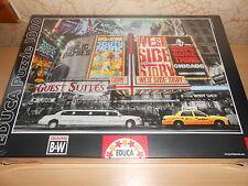 puzzle 1000 pièces NEW YORK BROADWAY THEATRE - sous blister