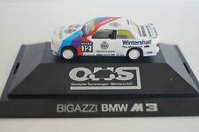 Herpa Modellauto 1:87 H0 BMW M3 Nr. 12 Hahne