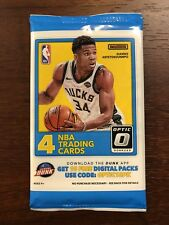 DONOVAN MITCHELL! 2017-18 OPTIC RC BASE/INSERT/PARALLEL/AUTO CARD HOT PACK
