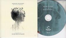 KARINE POLWART A Pocket Of Wind Resistance 2017 UK 14-trk promo test CD