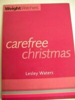 Like New, Weight Watchers Carefree Christmas, Waters, Lesley, Paperback
