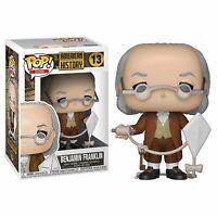 Pop! Icons American History Benjamin Franklin #13
