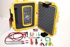 Fluke 87V,Fluke 87-5,DMM,Voltage Meter,Multimeter,Accessories,Test Leads.