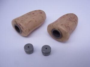 Discontinued Daiwa Cork Handle Knobs Kit Very Good+