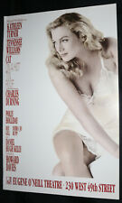 Kathleen Turner Tennessee Williams Cat on a Hot Tin Roof Mini Poster - 1990