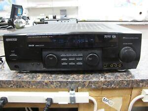 Kenwood VR-410 Stereo Audio AM FM Receiver Amplifier Tuner Dolby DTS Digital