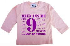 Vestiti e abbigliamento maniche lunghi rosi per bambina da 0 a 24 mesi Taglia / Età 9-12 mesi