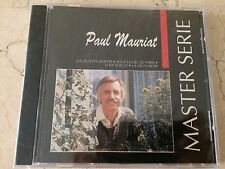 PAUL MAURIAT-MASTER SERIE (BEST OF)-73/74/75/82/88-1992-CANADA-CD-NEW-SEALED-