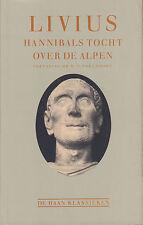 HANNIBALS TOCHT OVER DE ALPEN - LIVIUS (Vertaling W.P. Theunissen)