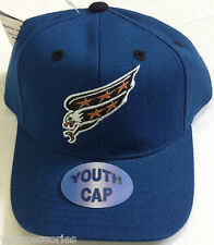 NHL Washington Capitals Youth Snapback Cap Hat NEW!!