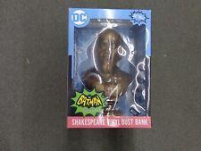 Diamond Select Batman 1966 TV Series Shakespeare Bust 20 Inch Bank Ship