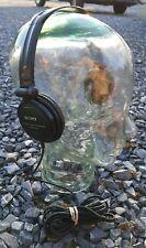 Sony MDR-V150 Headband Wired Dynamic Stereo Pro Studio Headphones MDRV150