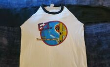 New listing Vintage E.T. Extra Terrestrial Youth Xl T-Shirt 3/4 Sleeve 1982 Free S/H