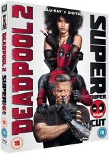 Deadpool 2 (Plus Digital Download) [2018] (Blu-ray)