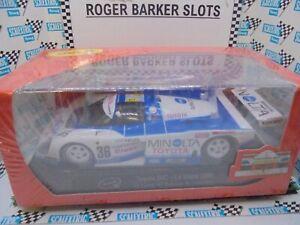 Slot.it CA19D Toyota 88C GRP C Le Mans   Le Mans 1988 #36 BNIB