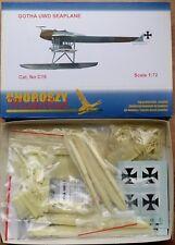 C16-GOTHA UWD SEAPLANE-Choroszy Modelbud-1/72
