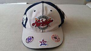 Negro Leagues 15 Classic Baseball Teams Ball Cap Hat by BB Headgear Size XL
