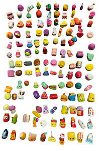Huge Shopkins Lot Of 129 - Unsearched Estate Lot - Various Series?