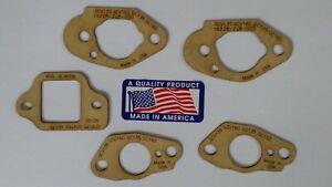 USA Gasket Set (5 / SET) Carb Carburetor fits HONDA GCV135 GCV160 GC135 GC160