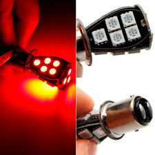 1157 Red Car LED Canbus Error Free Brake Stop Light Bulb Turn Lamp Stoplight