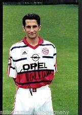Hasan Salihamidzic Super Großfoto 20x30 cm Bayern München Orig.Sign+20