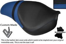 Black & R Azul personalizado se adapta a Triumph Bonneville Latina Speedmaster Roadster cubierta