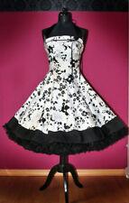Abendkleid Petticoat kleid Abiballkleid Brautjungfer