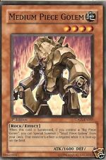 YU-GI-OH CARD: MEDIUM PIECE GOLEM - TDGS-EN007 - 1st ED