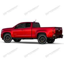 GMC CANYON EXTENDED CAB Painted Body Side Mouldings Moldings 2015-2016
