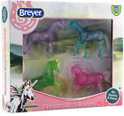 Breyer Stablemates Unicorn Gift Collection Set Horse Model #6048