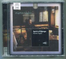 Martin Taylor: Spirit of Django (Linn Records) Sealed CD