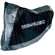 Housses de protection argentés pour motocyclette taille XL