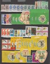 A9736: Sierra Leone Stamp Lot; CV $365