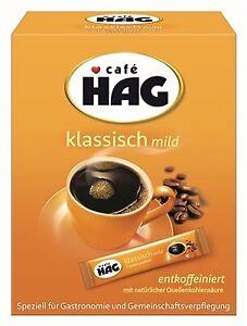 (6,87€/kg) Cafe HAG löslicher Kaffee klassisch entkoffeiniert 25x1,8g = 45g