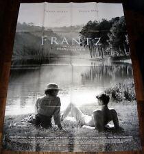FRANTZ François Ozon Pierre Niney 14-18 Allemagne Paula Beer GRANDE AFFiCHE