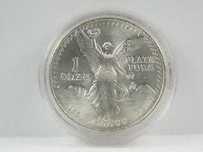 *** MEXIKO 1 Libertad 1985 Siegesgöttin 1 OZ Silber 1 Unze Silbermünze Münze ***