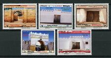 Ethiopia 2017 MNH Gates of Harar Buda Ber 5v Set Architecture Tourism Stamps