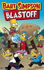 Bart Simpson - Blast-Off (Paperback), Groening,