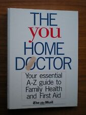 THE YOU HOME DOCTOR RING BINDER - A-Z Guide to Family Health & First Aid