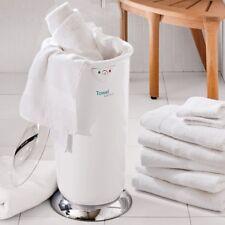 Brookstone Towel Warmer - BRAND NEW! Warm Robes Blankets Hats Gloves Socks