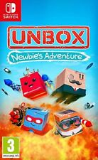 Unbox Newbie's aventure Just for Games