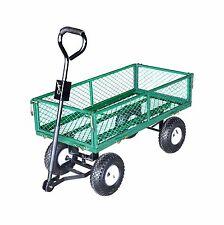 Steel Core 330lb Steel Mesh Pull Cart